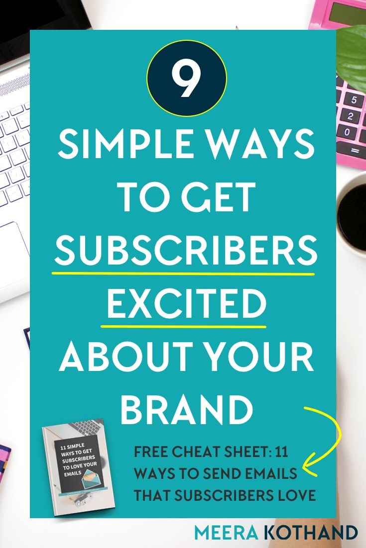 Looking for a simple solution to market your blog for free? This simple, untapped solution to market your blog lies in turning your subscribers into brand advocates and getting them excited about your brand. If you have a list of any size, you have a potential group of brand advocates waiting right there. Here are 9 simple things you can do to get subscribers excited about brand!