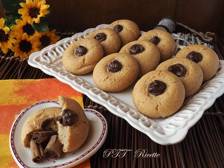 Biscotti alla cannella senza uova e senza burro   Ricetta