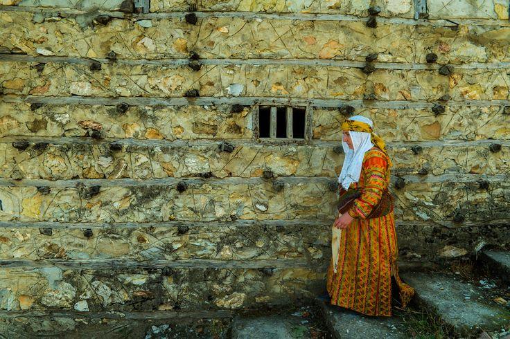 Anatolian Woman at Ibradı/Antalya
