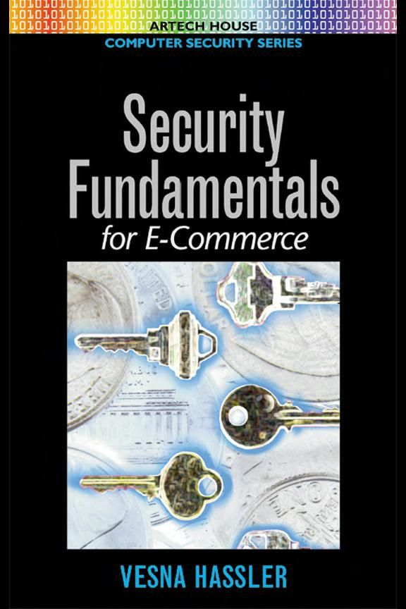 I'm selling Security Fundamentals for E-Commerce (Artech House Computer Security Series) by Vesna Hassler - $5.00 #onselz