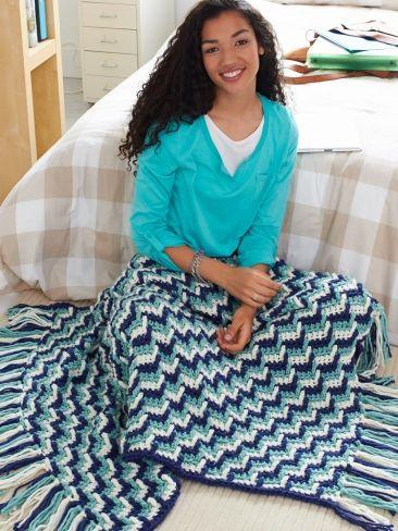 Afegãos Amante Cor | Fios | Grátis tricô padrões | padrões de crochet | Yarnspirations