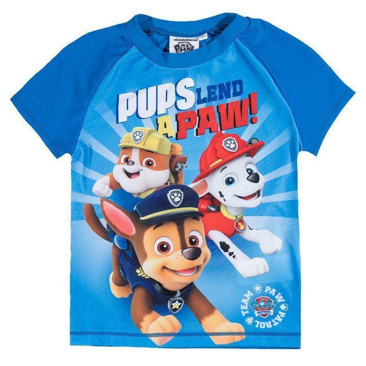 Paw Patrol UV Shirt