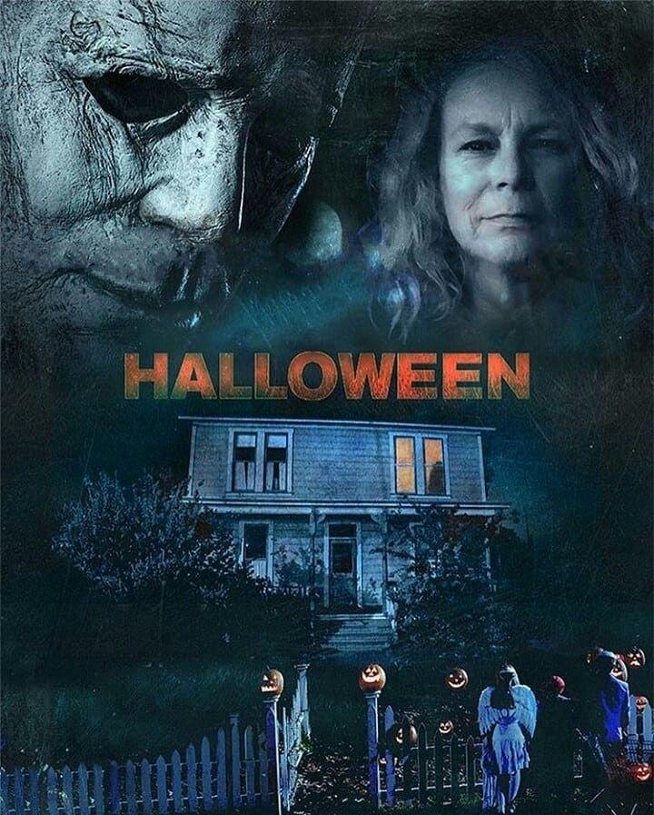 Halloween (2018) New halloween movie, Michael myers
