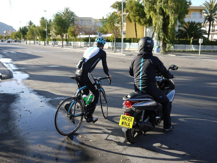 Team Sky | Pro Cycling | Photo Gallery | Mallorca: A day in the life