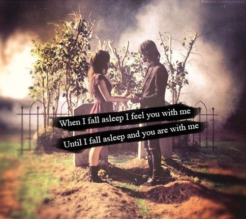 blessthefall - 40 Days.... cutest love story. Beau and lights :)