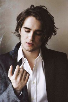 Landon Liboiron from Hemlock Grove
