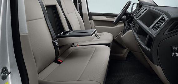 Vlastnosti - Caravelle - Modely - Úžitkové vozidlá VW Slovensko
