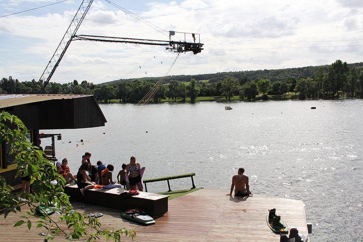 Base de loisirs Les Trois Lacs © Agglo Seine-Eure