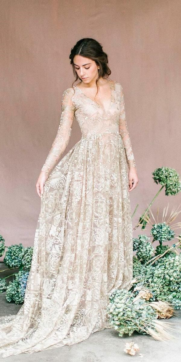 30 Vintage Wedding Dresses You Will Fall In Love 1920s Wedding Dress Vintage Wedding Dress 1920s Cream Wedding Dresses