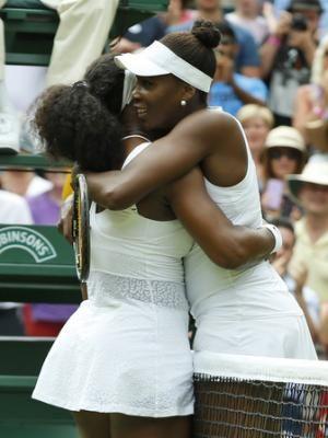 The Latest: Serena gets Azarenka in Wimbledon quar…