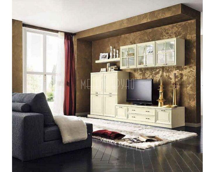 Гостиная Лионе из массива дуба. Изящная, компактная модель для небольшой комнаты, оформленной в современном стиле http://www.shkafe.ru/gostinye-stenki/gostinaja-lione/