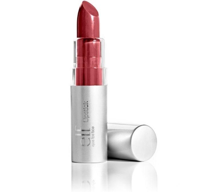 7. #E.l.f. – Essential #rouge à lèvres - 7 #pharmacie magnifiques #rouges à lèvres de #porter cette #automne... → #Makeup