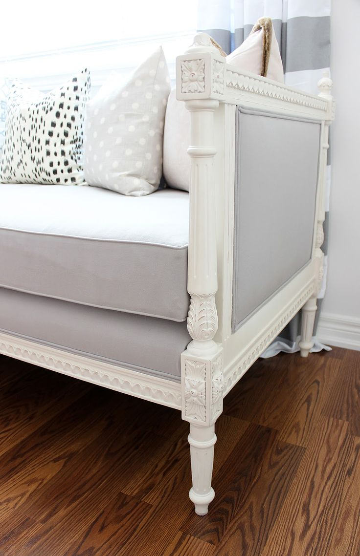 Exceptional AM Dolce Vita: Swedish Settee Reproduction, Anne Quinn Furniture, Nursery  Daybed, Antique Settee | AM Dolce Vita | Pinterest | Nursery Daybed, ...