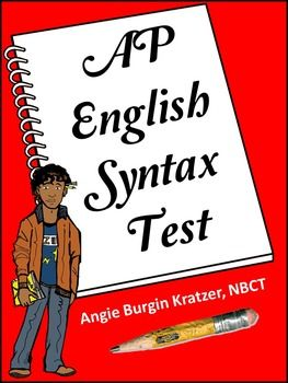 Analysis syntax essay
