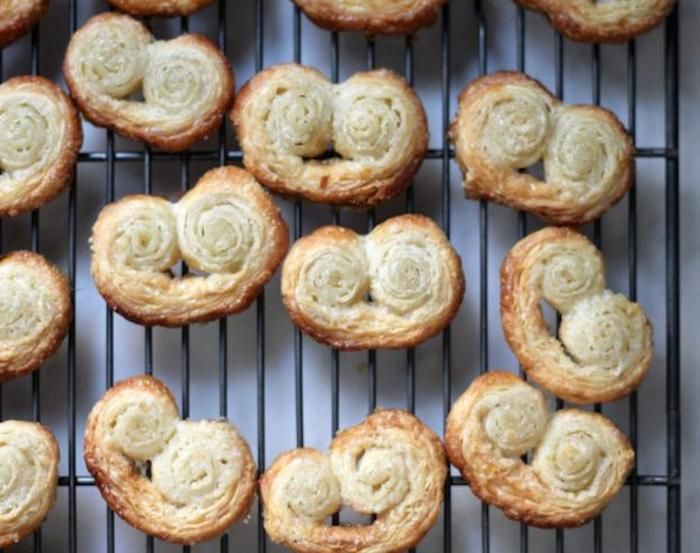 Cooking Shortcuts: 2-Ingredient French Palmier Cookies