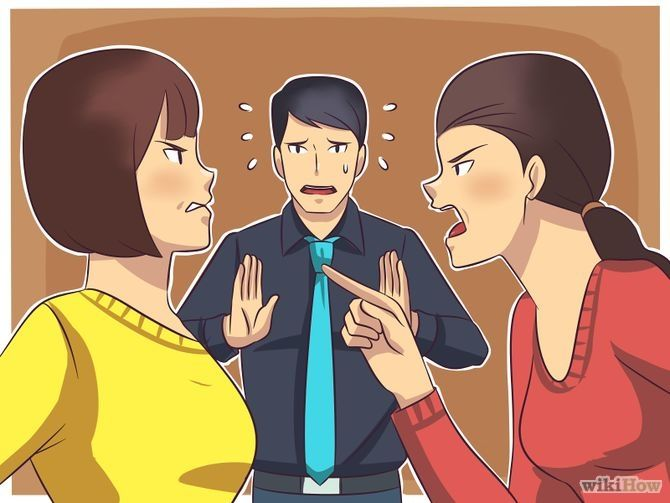 How to Deal With Baby Mama Drama - 5 Easy Steps - wikiHow