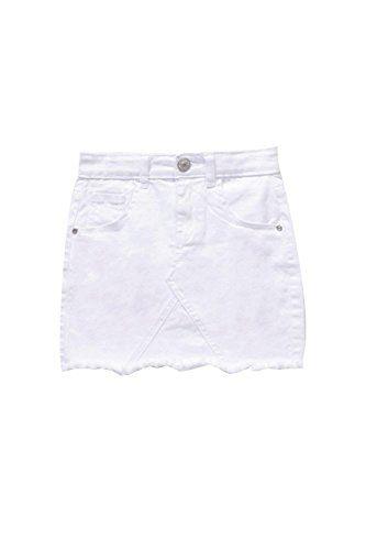 05da5af27 Boohoo Kids Girls Fray Edge Denim Skirt | women's fashion | Denim ...