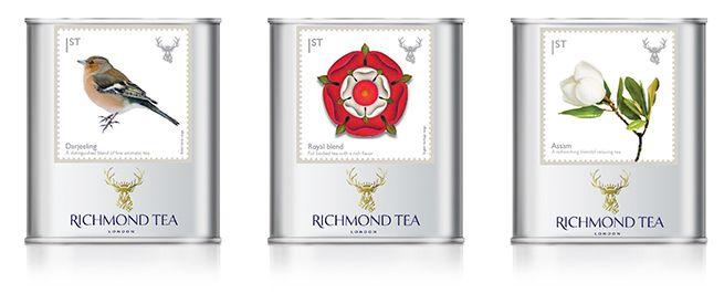 Richmond Tea | Minale Tattersfield Design Strategy Group