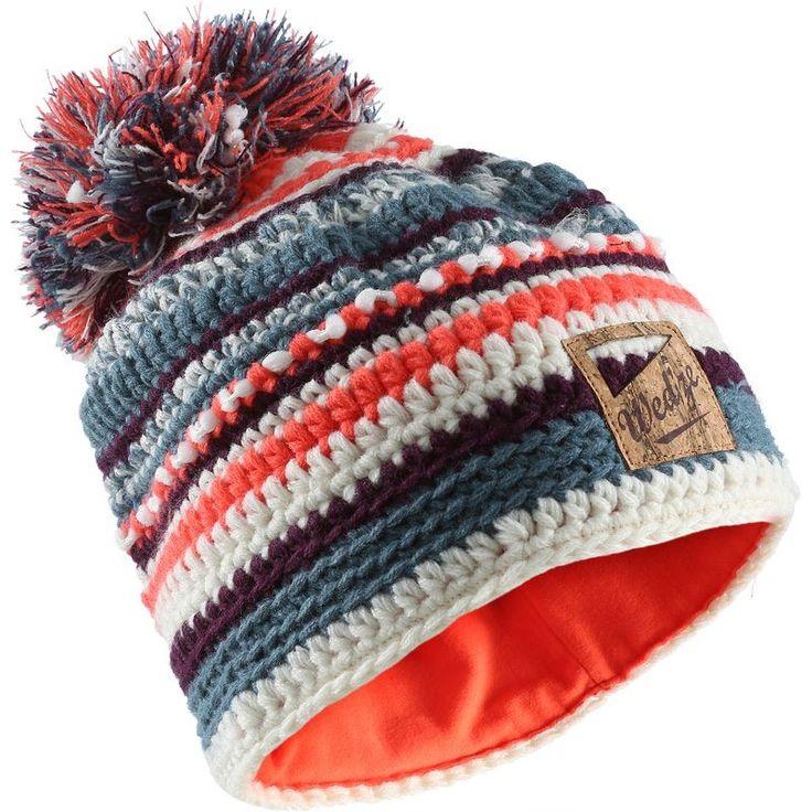 £11.99 - Beanies Hats - FS Adult Ski Hat - WED'ZE