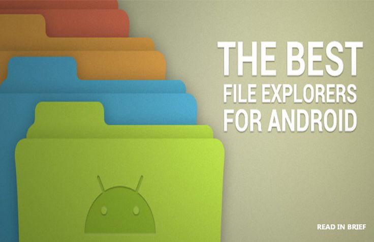 Best Android File Manager to Explore your Mobile
