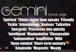 Gemini Characteristics Related Keywords & Suggestions - Gemini ...