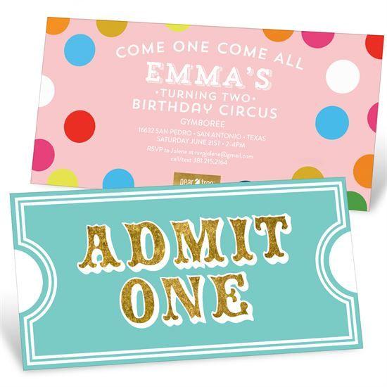 59 best Birthday Invitations Temmplates images on Pinterest - best of invitation letter sample cic