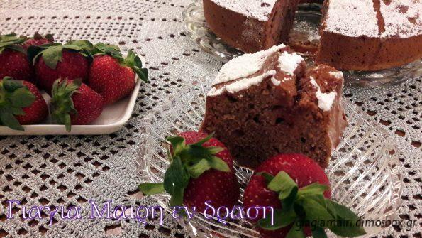 Κέικ φράουλας |