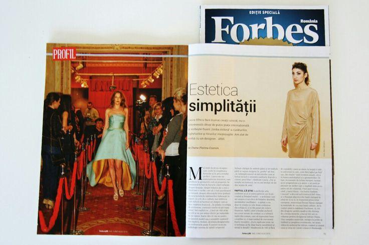 #SimplicityAesthetics in Forbes Magazine