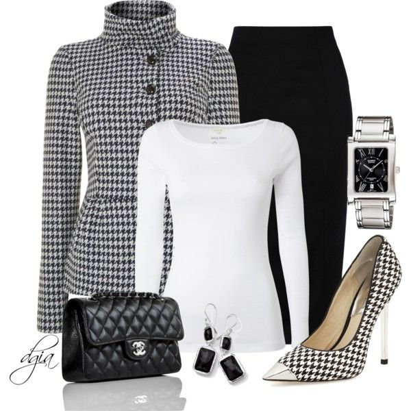 """""""Michael Kors pumps"""" by dgia on Polyvore"""
