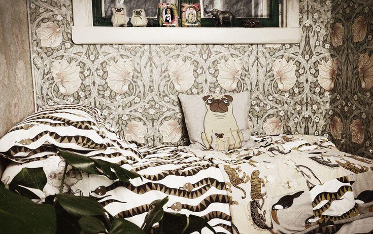 Mini Rodini Home - Organic baby blankets & kids bedding - Mini Rodini