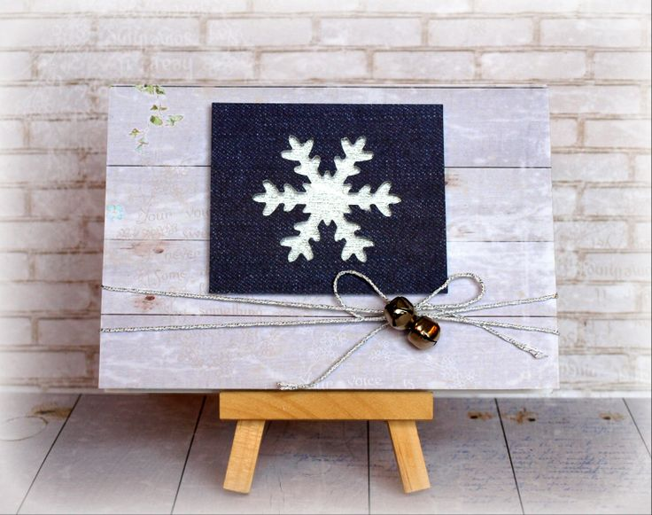 Christmas card / Rosalie in the garden from Studio75