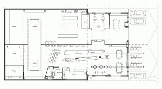 Code black coffee zwei interiors architecture