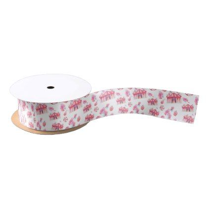#Big Tent Sweets Satin Ribbon - #birthday #gifts #giftideas #present #party