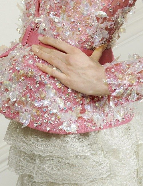Christian Haute Dior Couture Spring 2010