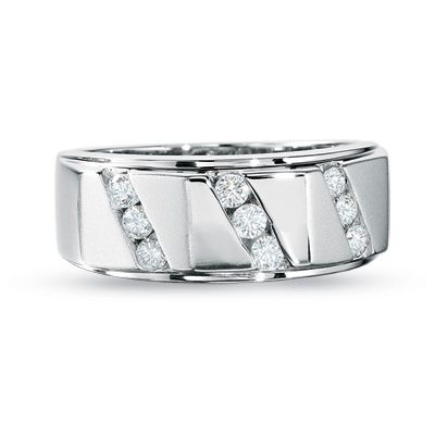 male engagement ring