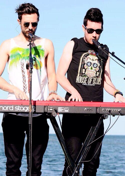 Kyle and Dan