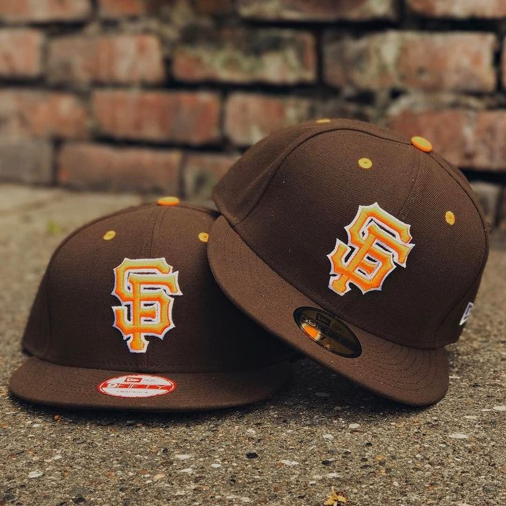 Our Muni inspired SF Giants New Era cap in brown/orange available in-store and online. #ShopUP #upperplayground #muni #sfgiants