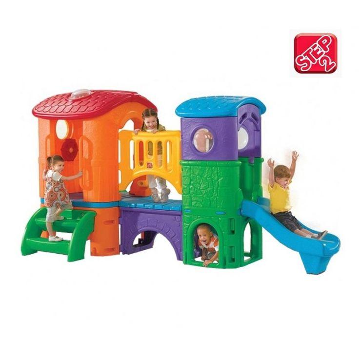 place zabaw, ogrodowe, brykacze.pl, step2