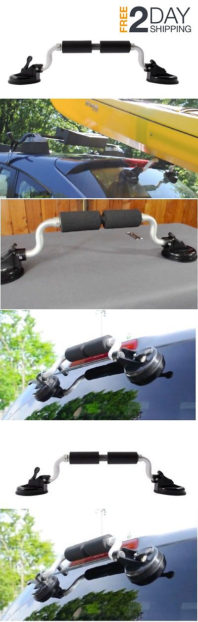 Accessories 87089: Boat Roller For Suv Canoe Kayak Carrier Roof Rack Top Loader Cross Bar Saddles -> BUY IT NOW ONLY: $59.95 on eBay!