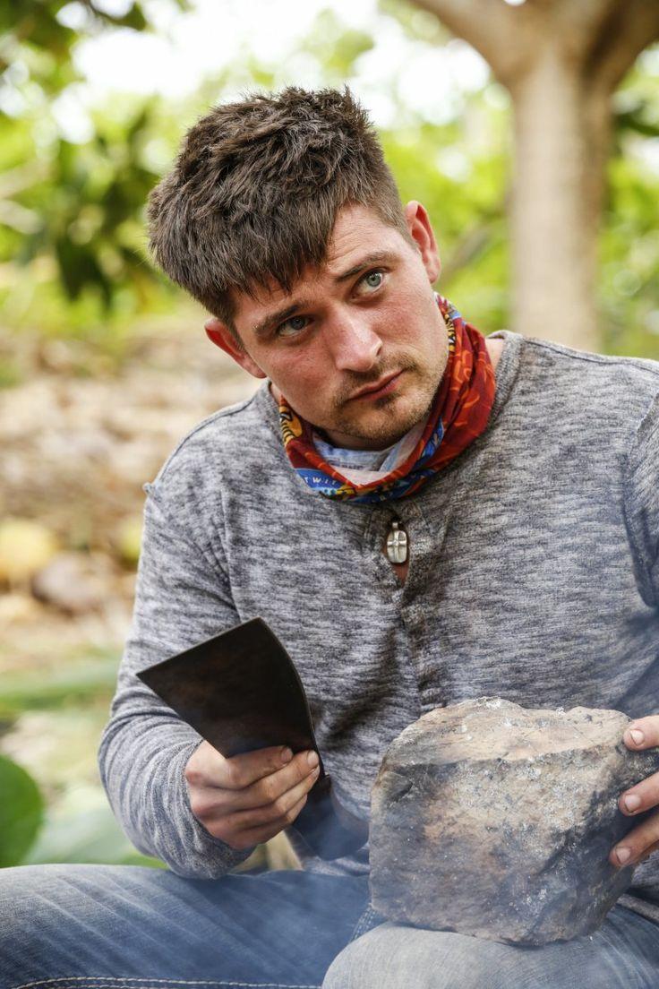 Caleb Reynolds - Caleb Reynolds Survivor: Game Changers castaway