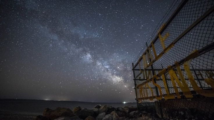 The Galactic Center is the rotational center of the Milky Way which can be seen in my video. This was shot at the eastern most tip of Long Island's North Shore also known as Orient Point. Despite most of Long Island is filled with light pollution there are still areas dark enough for star gazing.