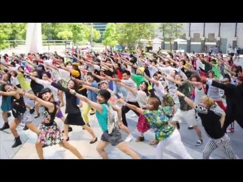 Flash MobでGO!投票! - YouTube