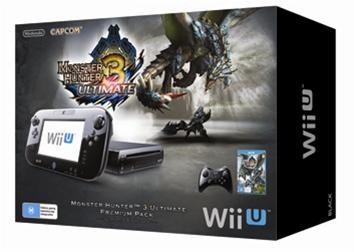 Monster Hunter 3 Ultimate LE Wii U & 3DS bundles announced