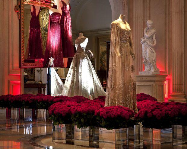 Elie Saab Haute Couture Exhibition