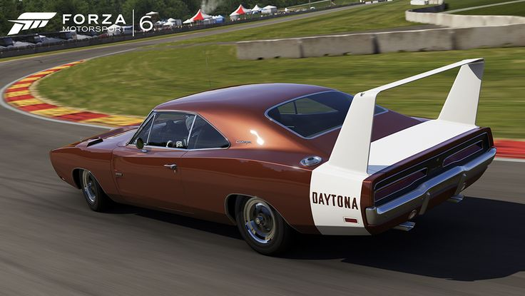 1969 Dodge Charger Daytona HEMI- 5 bellezas del automovilismo en Forza Motorsport 6 - Life & Style