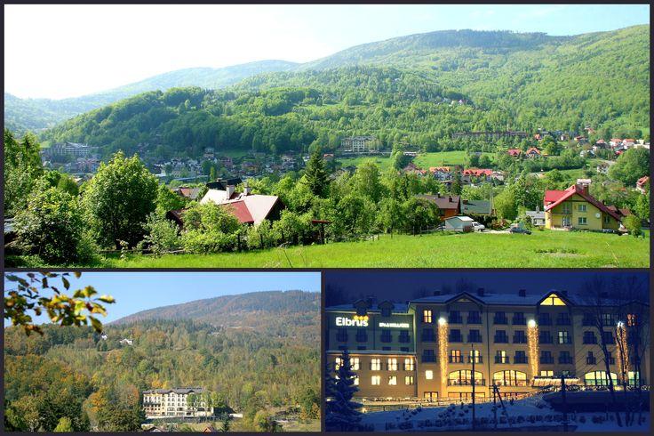 Każda pora roku ma swój urok. #hotel #szczyrk