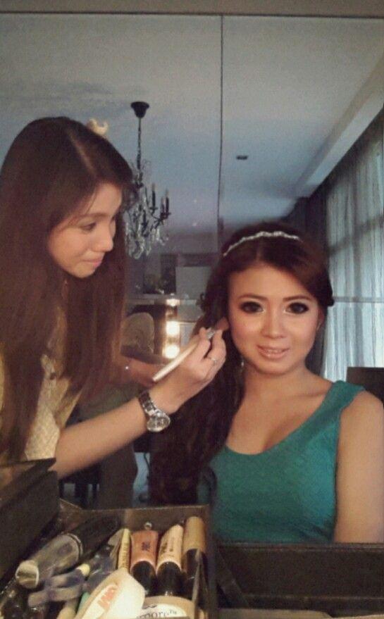 Makeup Artist Jakarta Indonesia  Www.rinmakeup.com