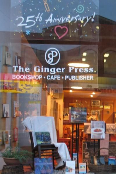 Days Out Ontario | Ginger Press Café & Bookstore, Owen Sound, Ontario