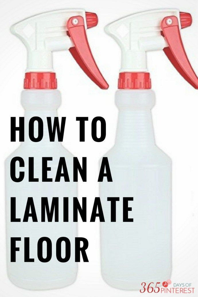 If you've never lived in a home with wood laminate flooring, it can be a little…