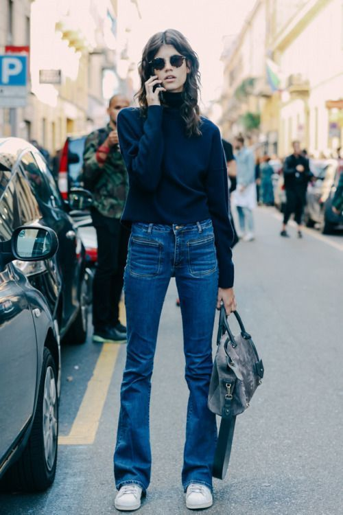 91 best images about Flares on Pinterest | Trousers, Bell bottoms ...